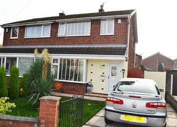 Thumbnail 3 bed semi-detached house for sale in Romford Avenue, Leigh