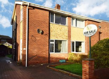 Thumbnail 3 bed semi-detached house for sale in Healey Crescent, Ossett