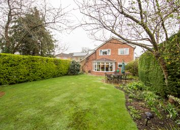 Thumbnail 4 bed detached house for sale in Pool Road, Hartley Wintney, Hook