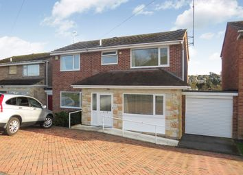 Thumbnail 4 bed detached house for sale in Enkworth Road, Weymouth