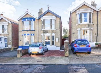 Thumbnail 2 bed flat for sale in Stephenson Road, Cowes