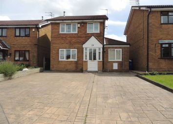 Thumbnail 3 bed detached house for sale in Leech Brook Avenue, Audenshaw, Manchester