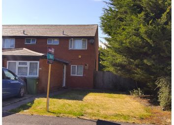 Thumbnail 3 bed semi-detached house to rent in Farriers Way, Borehamwood