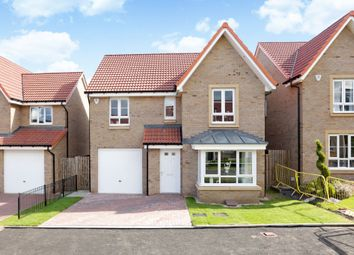 Thumbnail 4 bed detached house for sale in 4 Bauld Drive, Newcraighall, Edinburgh