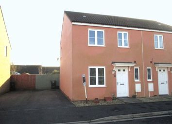 Thumbnail 3 bed semi-detached house for sale in Cunningham Road, Yeovil