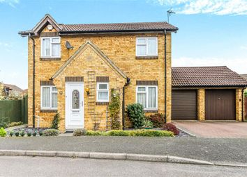 Thumbnail 3 bed detached house for sale in Nene Close, Wellingborough
