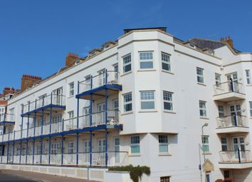 Thumbnail 2 bed flat for sale in The Esplanade, Sidmouth