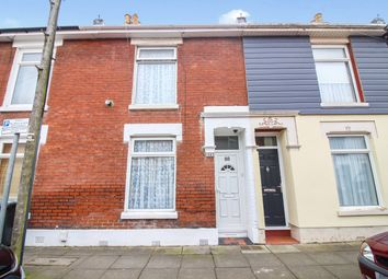 2 bed terraced house for sale in Lincoln Road, Portsmouth PO1
