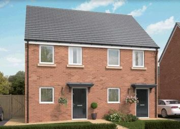 Thumbnail 2 bed semi-detached house for sale in The Arun, Thornton Road, Ellesmere Port