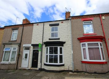 2 bed terraced house for sale in Marshall Street, Darlington DL3