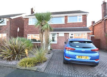 Thumbnail 4 bed detached house for sale in Sandown Road, Sunny Bank, Bury, Greater Manchester