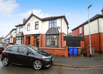 Thumbnail 3 bed semi-detached house for sale in Lansdowne Road, Hartshill, Stoke-On-Trent