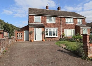 Thumbnail 3 bed semi-detached house for sale in Coronation Grove, Swaffham