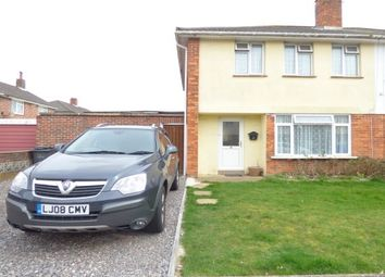 Thumbnail 3 bedroom property to rent in Rowner Close, Gosport