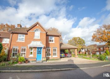 Thumbnail 5 bedroom detached house for sale in Rushbury Close, Shirley, Solihull