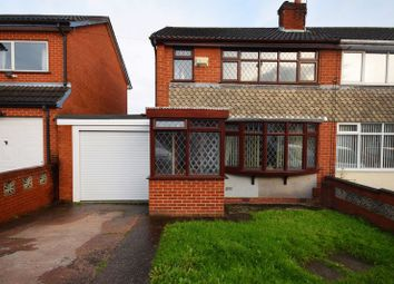 Thumbnail 3 bed semi-detached house for sale in Southborough Crescent, Bradeley, Stoke-On-Trent