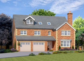 Thumbnail 6 bedroom detached house for sale in The Sandringham, Bingley Road, Menston, Leeds