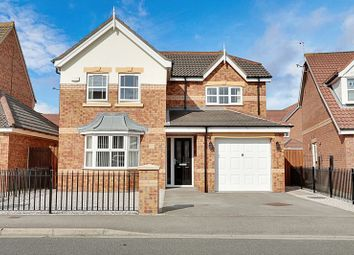 Thumbnail 4 bed detached house for sale in Hartsholme Park, Kingswood, Hull