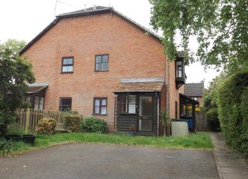 Thumbnail 1 bed terraced house to rent in Finchampstead, Finchampstead