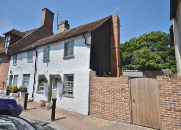 Thumbnail 2 bed end terrace house for sale in Teddybear Cottage, Church Square, St. Osyth