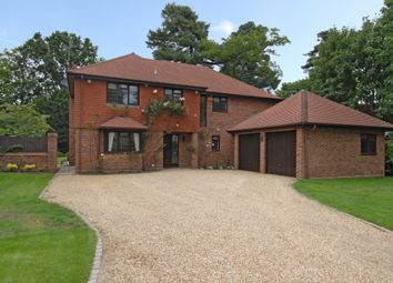 Thumbnail 5 bed property to rent in Winkfield Road, Ascot