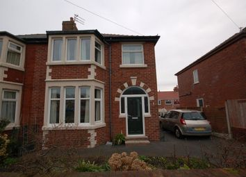 Thumbnail 3 bed semi-detached house for sale in Fifth Avenue, Blackpool