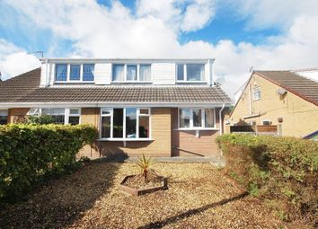 Thumbnail 4 bedroom semi-detached bungalow for sale in Flaxfield Way, Kirkham, Preston, Lancashire