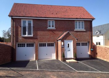 Thumbnail 2 bedroom flat to rent in Woodhayes Close, Dawlish