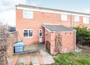 Thumbnail 3 bed end terrace house to rent in Wessex Close, Worksop, Nottinghamshire