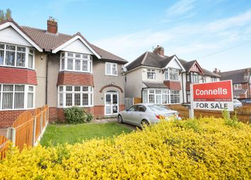 Thumbnail 3 bed semi-detached house for sale in Honor Avenue, Goldthorn Park, Wolverhampton