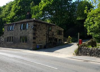 Thumbnail 2 bed semi-detached house to rent in Underbank, Hebden Bridge