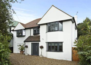 Thumbnail 5 bedroom detached house for sale in Brooklands Road, Weybridge, Surrey
