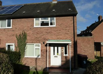 Thumbnail 2 bed town house for sale in Crescent Road, Hadley, Telford, Shropshire