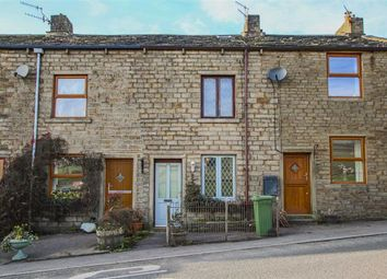 Thumbnail 2 bed cottage for sale in Burnley Road, Bacup, Lancashire