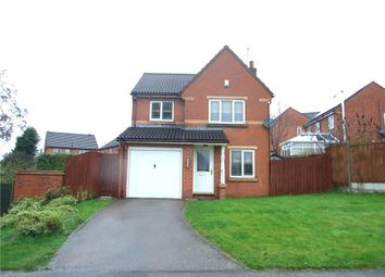 Thumbnail 3 bed detached house for sale in Long Sleets, Broadmeadows, South Normanton, Alfreton