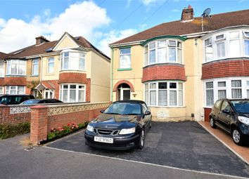 Thumbnail 3 bed semi-detached house for sale in Selsey Avenue, Gosport, Hampshire