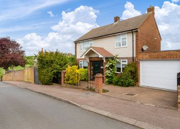 Thumbnail 3 bed detached house for sale in Grasmere Road, Ware