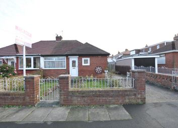 Thumbnail 2 bed semi-detached bungalow for sale in Kinross Crescent, Blackpool, Lancashire