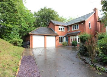 Thumbnail 4 bed property for sale in Lower School Drive, Ruabon, Wrexham