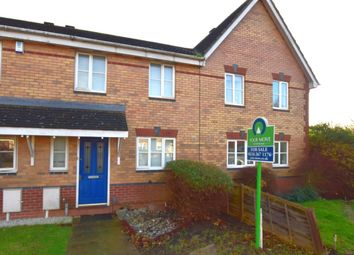 Thumbnail 3 bed terraced house for sale in Durban Road, Leicester