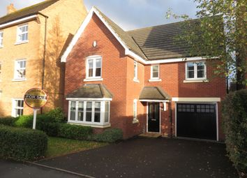 Thumbnail 5 bedroom detached house for sale in Hough Way, Essington, Wolverhampton