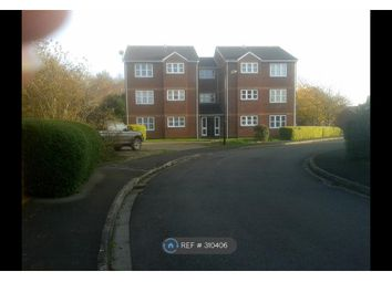 Thumbnail 1 bed flat to rent in Selwood Close, Weston-Super-Mare