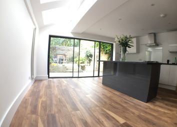 Thumbnail 4 bed terraced house to rent in Buckmaster Road, London