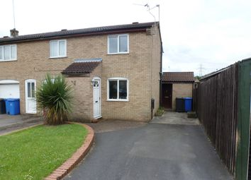 Thumbnail 1 bedroom end terrace house for sale in Marshgreen Close, Alvaston, Derby
