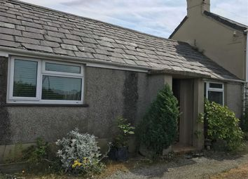 Thumbnail 1 bedroom semi-detached bungalow for sale in Gilfach, Llanddeiniolen, Gwynedd