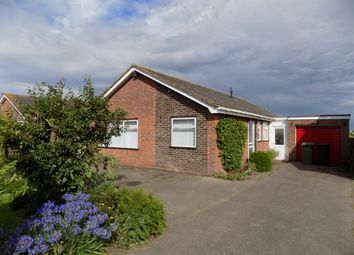 Thumbnail 3 bed detached bungalow for sale in Cedar Drive, Attleborough