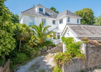 Thumbnail 4 bed detached house for sale in Sea View Road, Falmouth