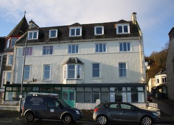 Thumbnail 3 bed flat for sale in 6d Macnabs Brae, Rothesay, Isle Of Bute