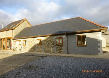 Thumbnail 2 bed semi-detached bungalow to rent in Llanddarog, Carmarthen