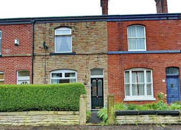 Thumbnail 2 bed terraced house for sale in Clarendon Street, Whitefield, Manchester